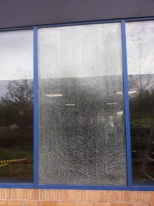 Emergency glazing service in Bradford, West Yorkshire